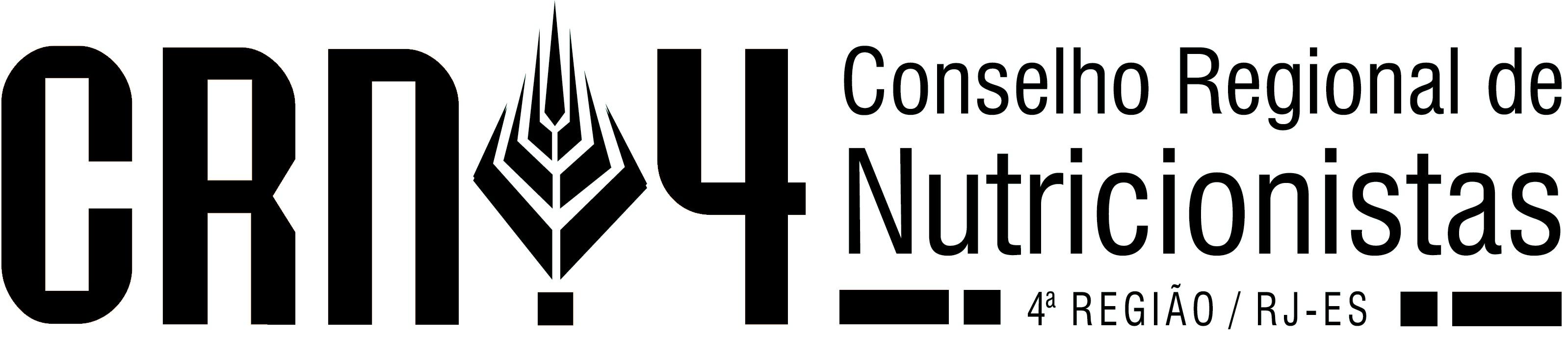 Logo-CRN-4_horizontal_2015_preto e branco